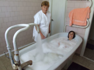 Пивная ванна