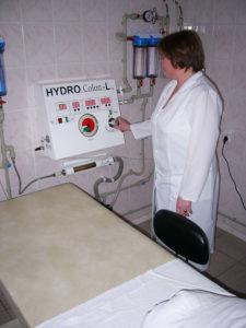 Гідроколонотерапія