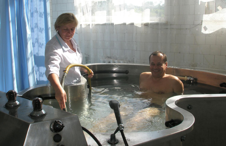 Підводний душ